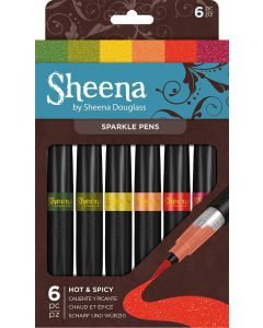 Sparkle by Sheena - Hot and Spicy (6pk)