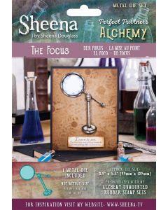 Sheena Douglass Perfect Partners Alchemy Metal Die - The Focus