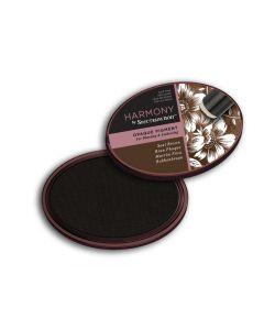 Spectrum Noir Harmony Opaque Pigment Inkpad - Seal Brown