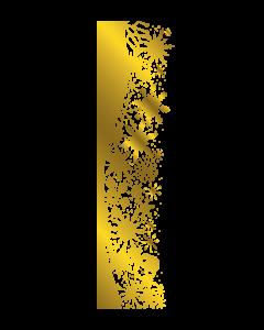 Gemini Elements Foil Stamp Die - Snowflake Cluster