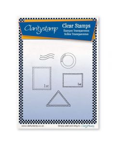 Claritystamp Stamps and Mask Unmounted Clear Stamp Set