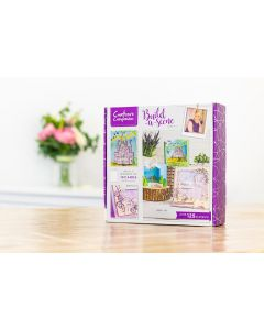 Crafter's Companion Monthly Craft Kit 10 - Build a Scene Kit (Individual Purchase)