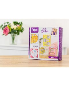 Crafters Companion Monthly Craft Kit 15 - Cute as a Button (Individual Purchase)