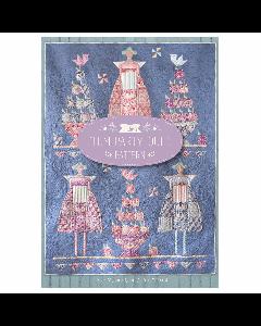 Tilda Plum Garden - Party Quilt Pattern