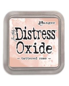 Tim Holtz Distress Oxides Ink Pad - Tattered Rose