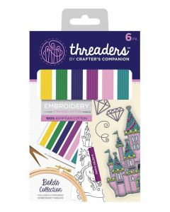 Threaders Embroidery Stranded Cotton - Bolds Collection