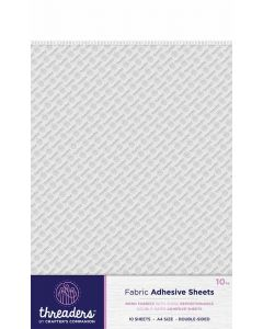 Threaders Fabric Adhesive Sheets