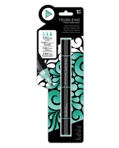 Spectrum Noir TriBlend Markers - Green Turquoise Blend