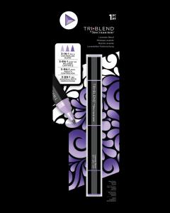 Spectrum Noir TriBlend Markers - Lavender Blend