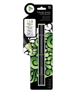 Spectrum Noir TriBlend Markers - Light Green Blend