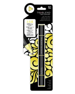 Spectrum Noir TriBlend Markers - Light Yellow Blend