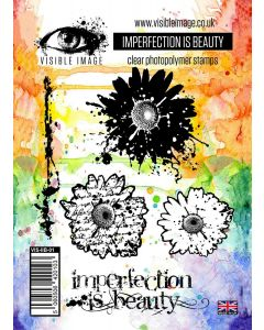 Visible Image Stamp - Imperfection is Beauty