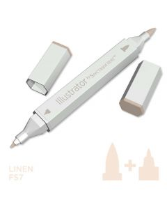 Illustrator by Spectrum Noir Single Pen - Linen