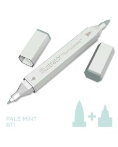 Illustrator by Spectrum Noir Single Pen - Pale Mint