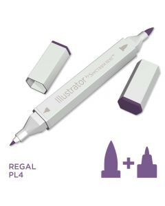 Illustrator by Spectrum Noir Single Pen - Regal