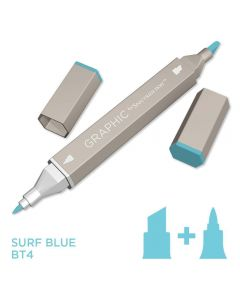 Graphic by Spectrum Noir Single Pens - Surf Blue