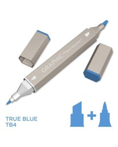 Graphic by Spectrum Noir Single Pens - True Blue