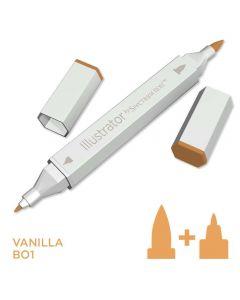 Illustrator by Spectrum Noir Single Pen - Vanilla