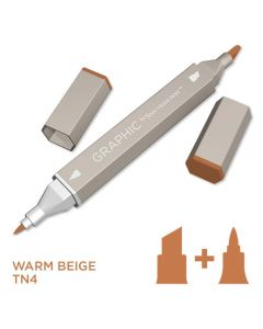 Graphic by Spectrum Noir Single Pens - Warm Beige