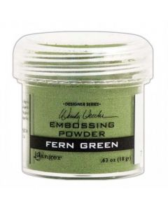 Wendy Vecchi Embossing Powder - Fern Green