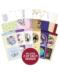 Hunkydory Wonderful Whirls Concept Card Collection