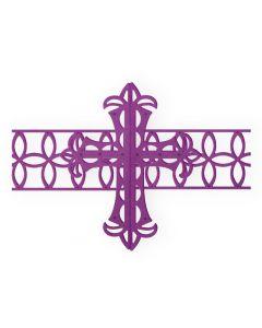 Gemini Elements Wrap Die - Ornate Cross