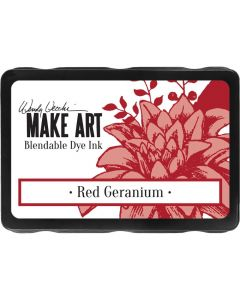 Ranger Wendy Vecchi Dye Ink Pad - Red Geranium