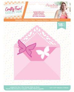 FULL RANGE! Diamond Press Fashion Die Paper Craft Accessory Sets
