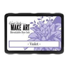 Arts & Crafts Ranger Wendy Vecchi Dye Ink Pad - Violet