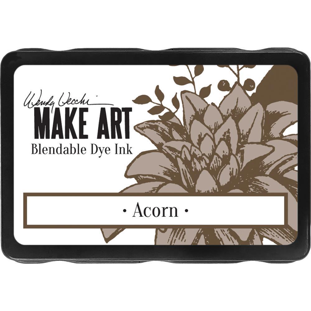 Arts & Crafts Ranger Wendy Vecchi Dye Ink Pad - Acorn