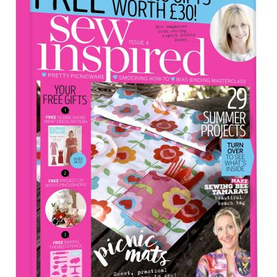 Issue 4 Sew Inspired Magazine
