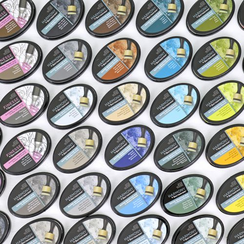 Spectrum Noir Ink Pad Storage System Craft Supplies Holds 18 Inkpads New