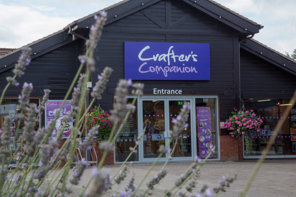 Evesham Store Crafters Companion