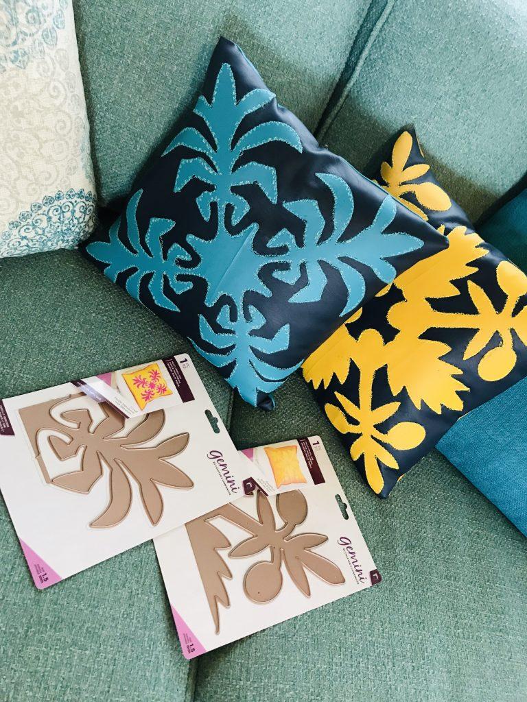 Watch Along Wednesday Hawaiian Applique Dies Cushion Crafters