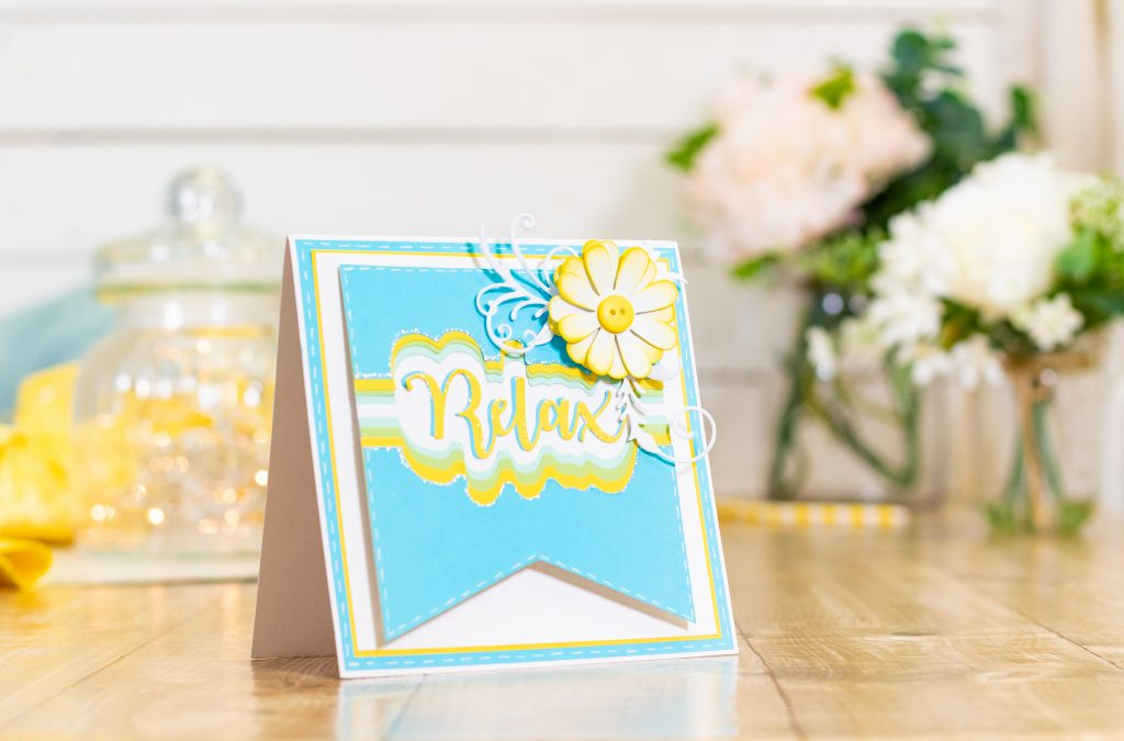 Little One Gemini Essentials Only Mini Words Collection Craft Cutting Dies