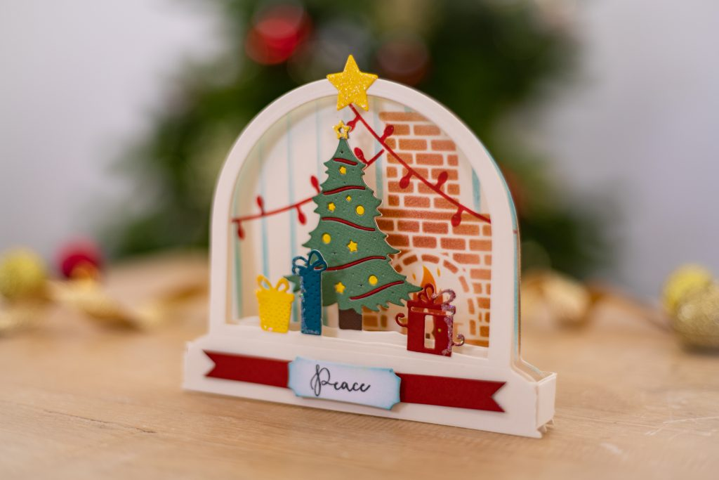 Craft a Christmas: How to Make 3D Christmas Ornaments and Decorations