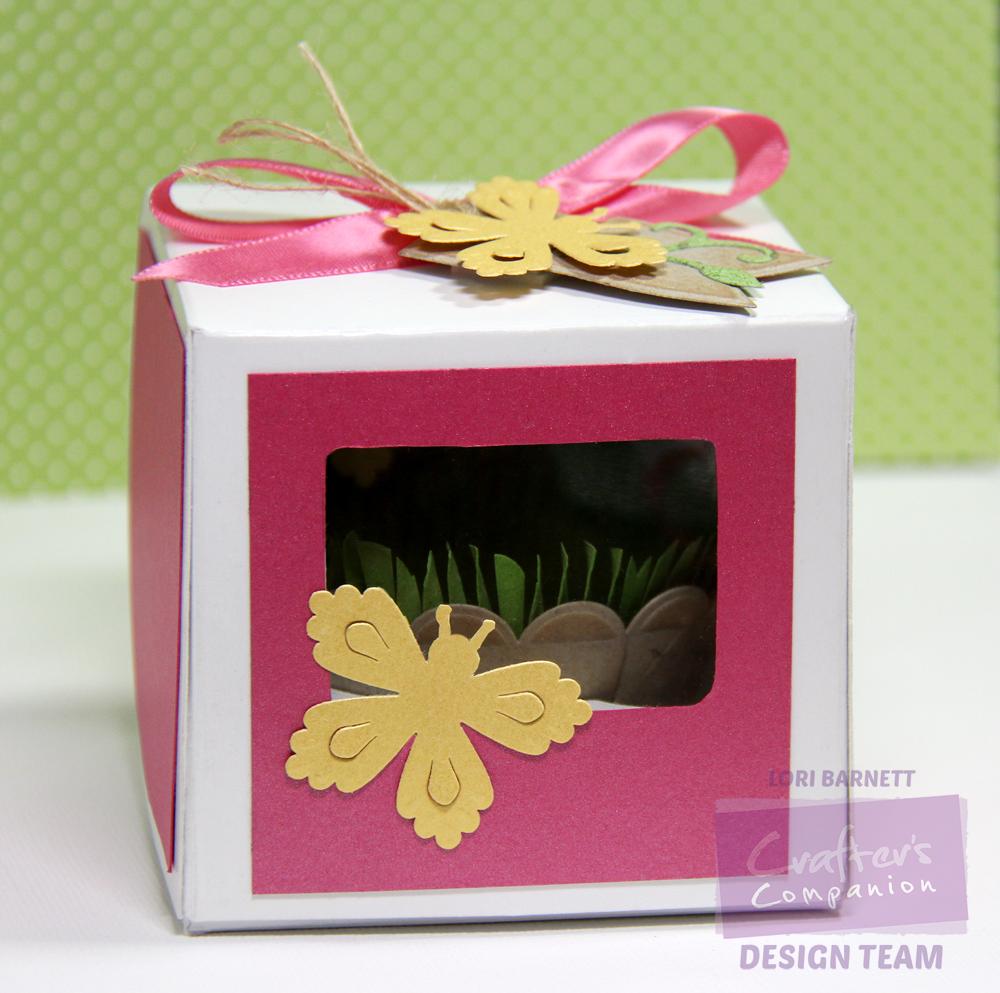 Spring Cupcake Box Lori Barnett Watermarked