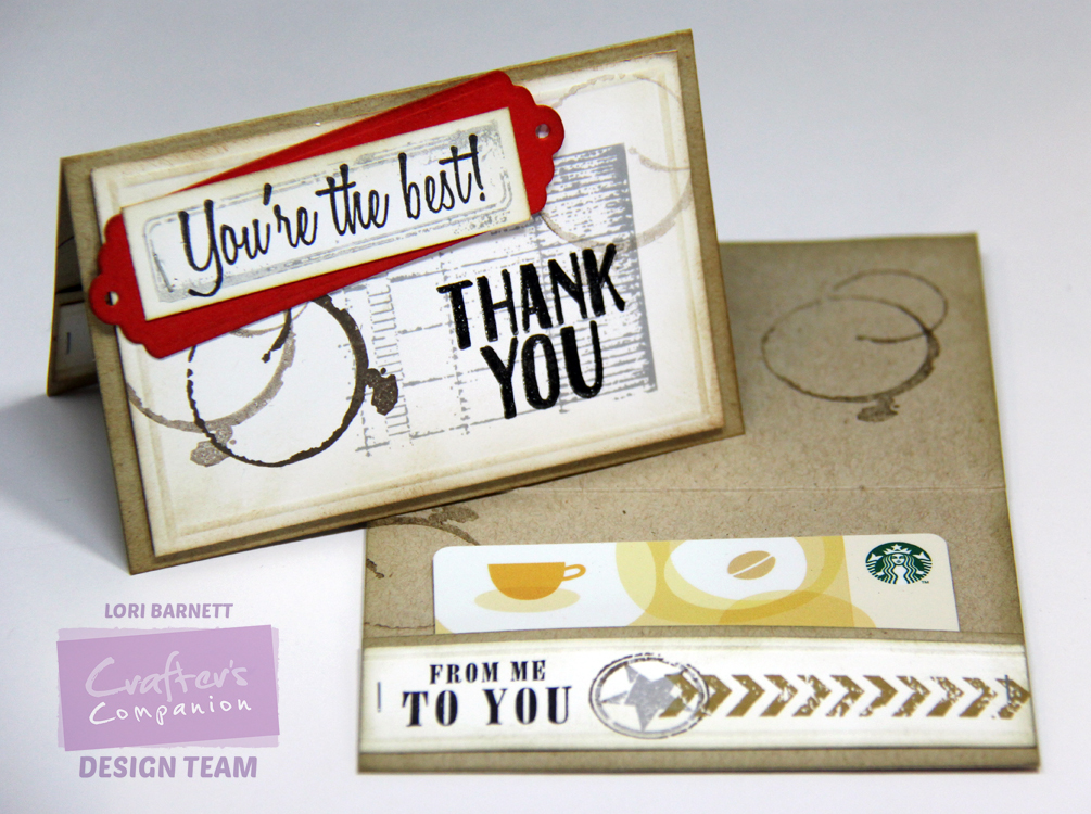 Finished Project Gift Card Holder Lori Barnett Watermarked