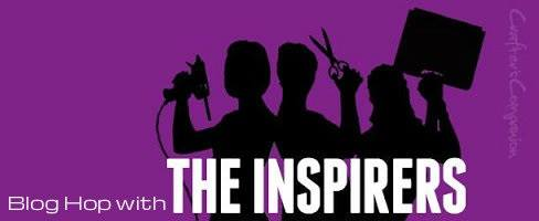 blog hop with Sara davies and the inspirers